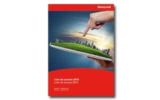 Honeywell presenta la lista de precios 2015 para control y regulación de la calefacción