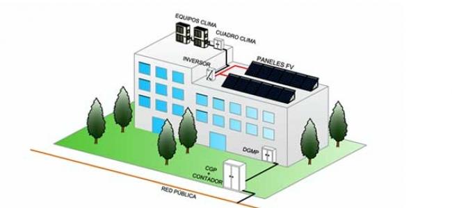 Producción de frío con fuentes renovables para la rehabilitación energética de los edificios