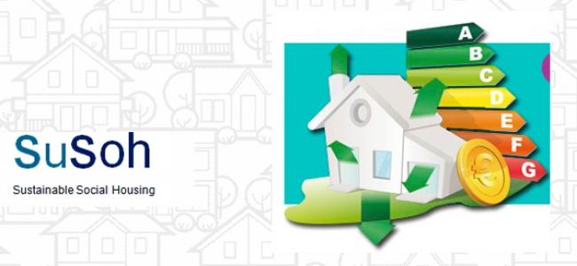 Proyecto SuSoh, rehabilitación energética de edificios en el área de vivienda social