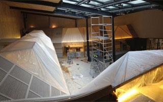 Rehabilitación energética bajo criterios arquitectónicos biosaludables de un mercado en Madrid