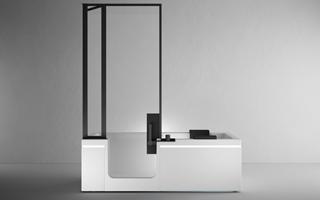 Prêt-à-Porter, nuevo modelo de diseño de baño de Teuco firmado por Jean-Michel Wilmotte