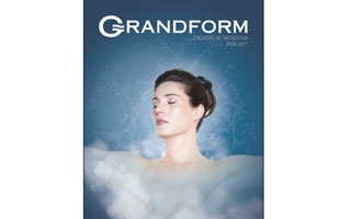 Grandform ampía su Catálogo-Tarifa 2016 con nuevas bañeras y cabinas de ducha