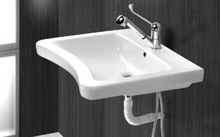 Prestosan 900, el lavabo ergonómico y accesible de Prestoequip