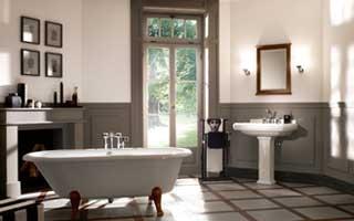 Tendencia retro en diseño de baños con las colecciones Amadea y Hommage de Villeroy & Boch