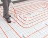 Instalación de suelo radiante un 30% más rápida con Rautherm Speed de Rehau