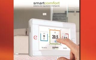Nueva tarifa para suelo radiante refrescante Tradesa con sistema de regulación Smartcomfort