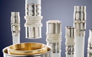 Sistemas de tubería multicapa y accesorios para instalaciones sanitarias, de calefacción y aire comprimido Fränkische 2015