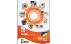 Nueva Tarifa de sistemas de ventilación Sodeca 2014