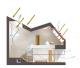 Sistemas de ventilación con recuperación de calor y humedad para viviendas