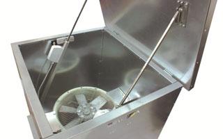 Sistemas de control de humo por presurización Sodeca