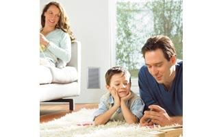 Ventilación y confort interior con Zehnder Comfofresh, sistema de distribución de aire para conseguir un ambiente saludable