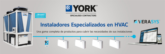 Plan para instaladores Especializados en HVAC de Johnson Controls