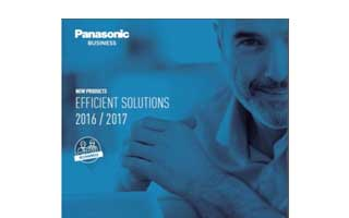 Catalogo 2016 Panasonic