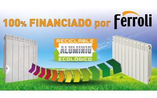 Ferroli plan renove de radiadores