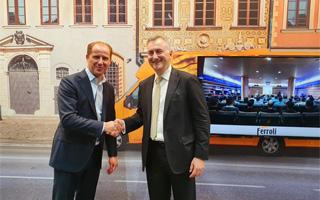 Ferroli firma un acuerdo con Vodafone