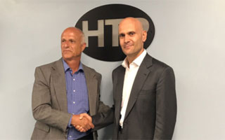 Paolo Merloni de Ariston Thermo y Davis de HTP