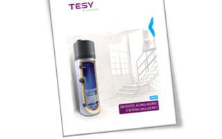 Catálogo 2018 Tesy
