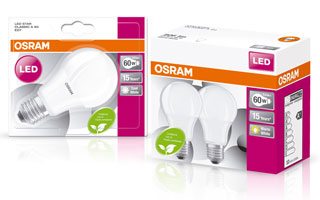 Bombillas LED de Osram