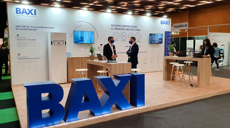 Stand Baxi