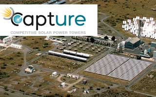 Capture, Competitive Solar Power Towers