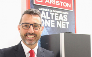 Ruben Santos Director Comercial Ariston España