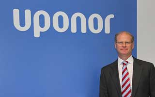 Claudio Zion, Unit Manager de Marketing y Ventas en Uponor Iberia