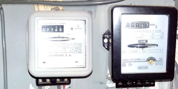 Precio contador de luz latest best com anuncios de for Contador de luz precio