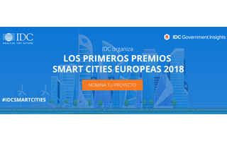 Premios idc smart cities