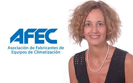 Marta San Román Cruz se ha incorporado a AFEC como directora adjunta