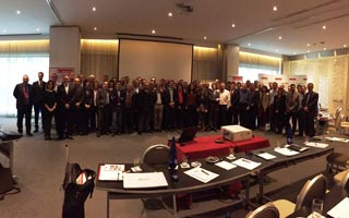Convencion de Ariston en Madrid