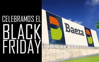 Baeza celebra el Black Friday