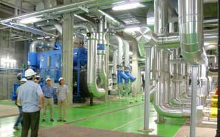 District Heating de Bosch en Barcelona