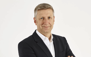 Tom Debusschere, CEO de Deceuninck NV