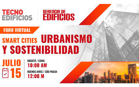 Foro Smart Cities: Urbanismo y Sostenibilidad,