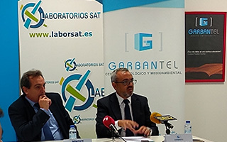 Garbantel y Laboratorios SAT
