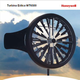 honeywell turbina