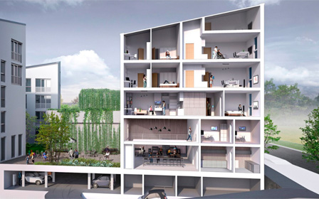 Future Living Berlin, la nueva smart city desarrollada por Panasonic