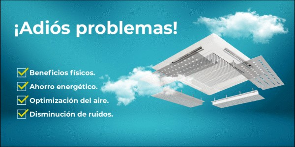 reconductor aire acondicionado