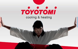 Toyotomi cooling & heating