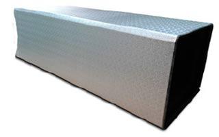Panel r gido aislante para exteriores climaver star la for Panel aislante termico