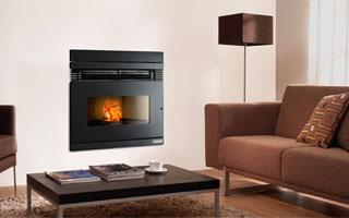 Ferroli ampl a su gama de biomasa con nuevas chimeneas de - Chimeneas de lena y pellets ...