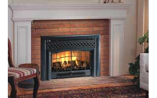 Chimeneas calefactoras claves para elegir chimenea - Calefaccion lena radiadores ...