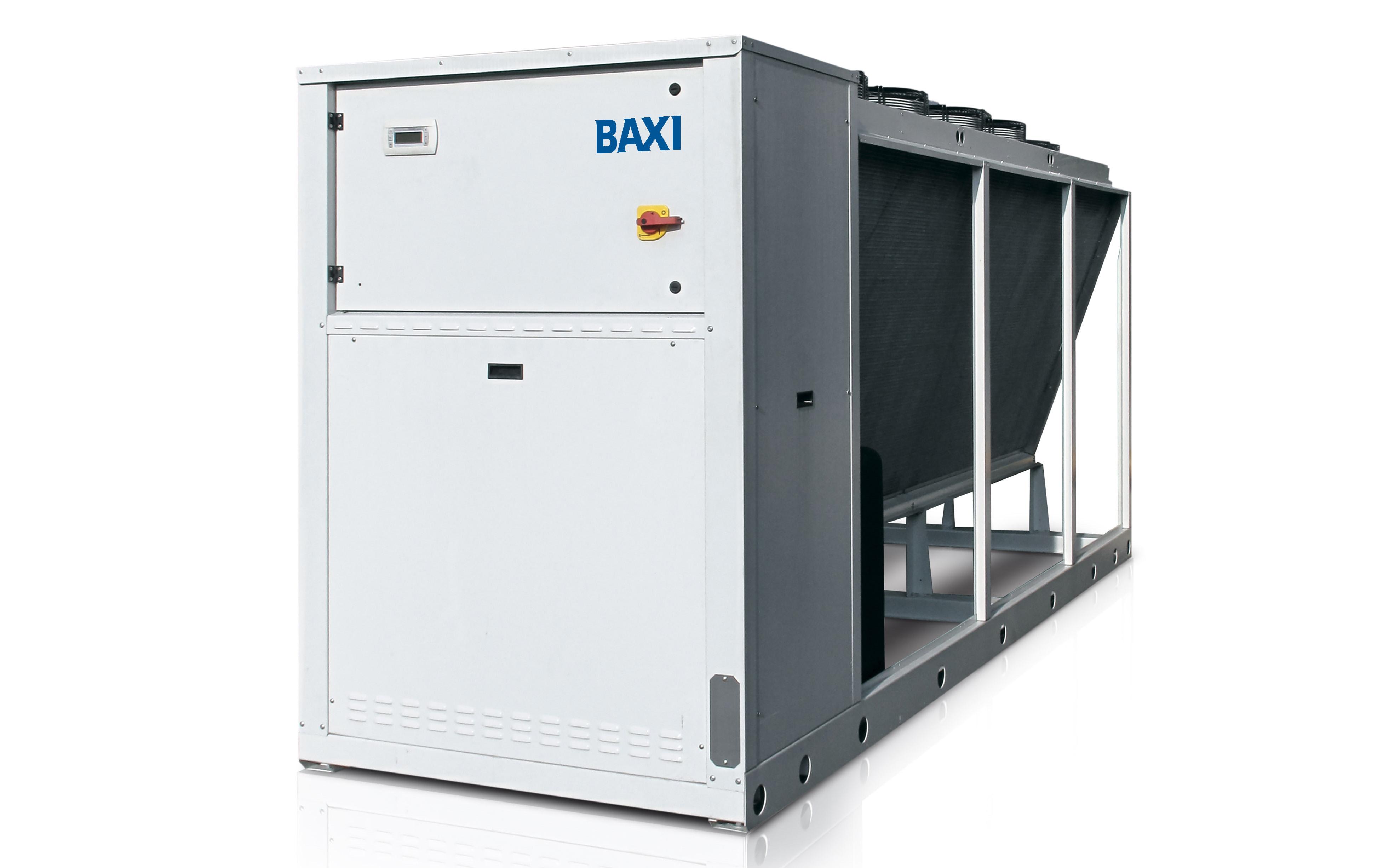 Bomba Calor media y gran potencia Baxi