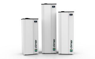 Tres gamas de bombas de calor para ACS ECOHEAT de Climer
