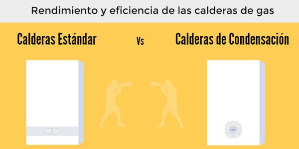 Elegir caldera de gas rendimiento y eficiencia en calefacci n - Calderas para gas natural ...