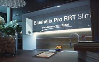 Calderas de condensación Ferroli Bluehelix Pro RRT Slim