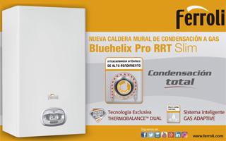 Caldera de condensación Bluehelix Pro RRT Slim