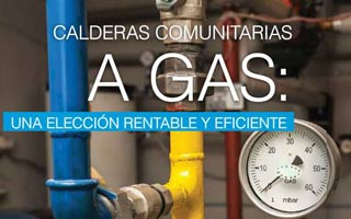 El n mero de calderas a gas comunitarias podr a duplicarse for Como funcionan las calderas de gas