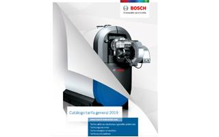 Catálogo de calefacción comercial e industrial Bosch Termotecnia