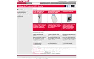 honeywell-catalogo-online